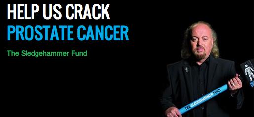 prostate cancer uk - The sledge hammer fund