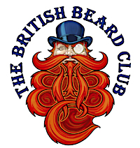 The British Beard Club Logo