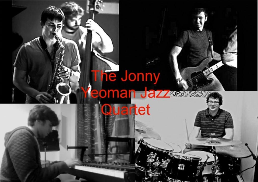 The Jonny Yeoman Jazz Quartet