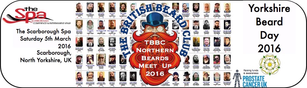 Yorkshire Beard Day 2016