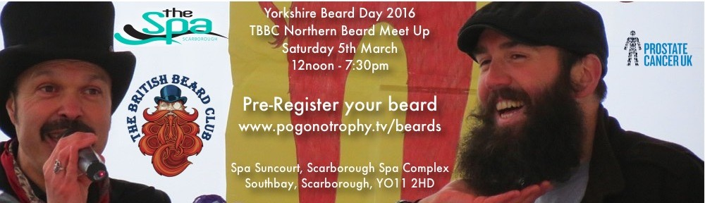 pre-register your beard for Yorkshire Beard Day 2016 today