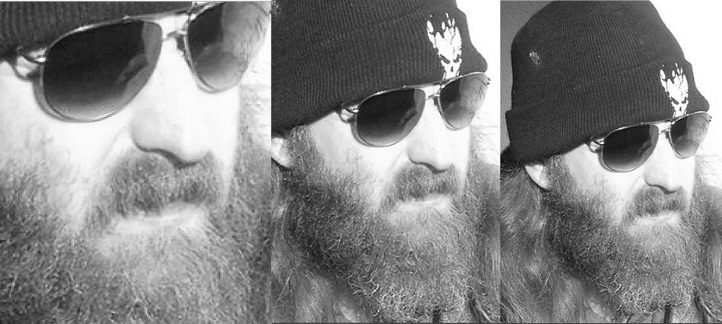 Nely Arockalypse - The beard mountain of metal brings his guitar and a whole lotta beard love to Yorkshire Beard Day