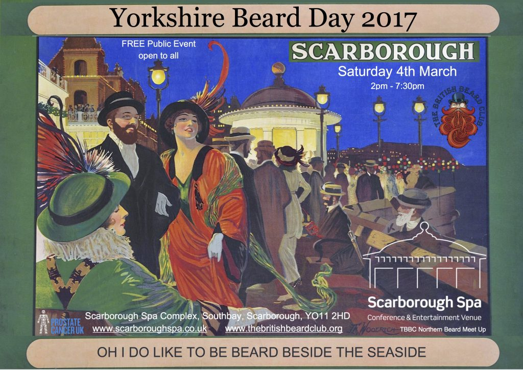 Yorkshire Beard Day 2017