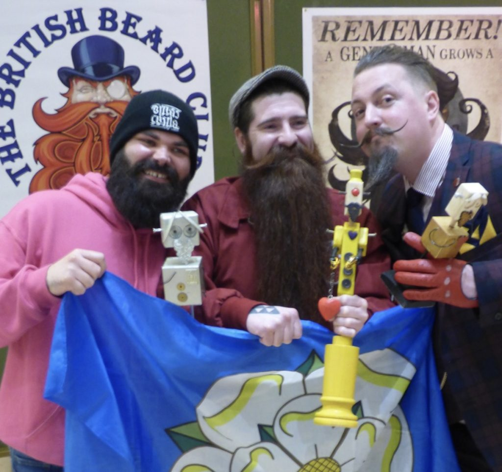 Yorkshire Beard Day 2019 - Yorkshire Beard of the year